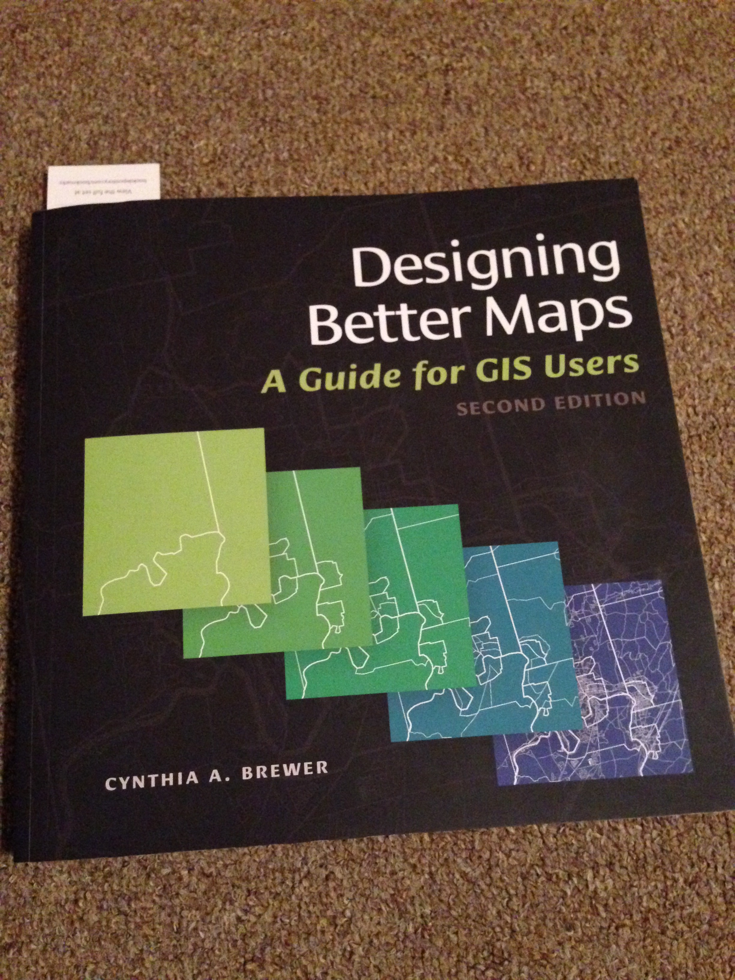 Geospatiality make geospatial your speciality page 3 book review designing better maps a guide for gis users fandeluxe Image collections