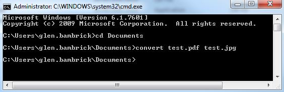 how to convert pdf to word using cmd